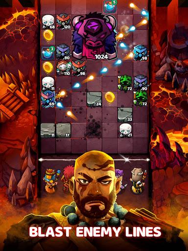 Battle Bouncers: Legion of Breakers! Brawl RPG 1.17.0 screenshots 19