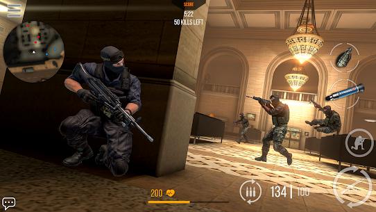 Modern Strike Online MOD APK 2021 [Unlimited Gold/Money/Ammo] 8