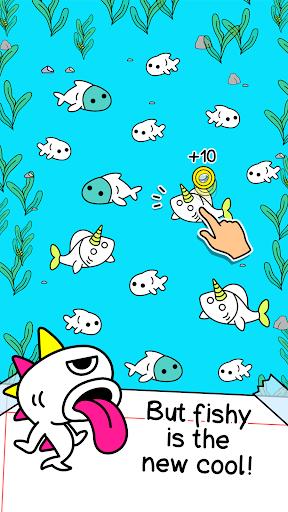 Fish Evolution - Create Mutant Sea Creatures 1.0.6 screenshots 2