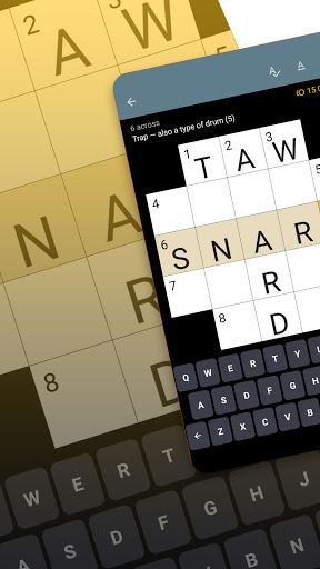 Serious Crosswords - free crossword every day 1.72 screenshots 1