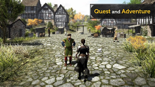 Evil Lands: Online Action RPG 1.6.1.0 MOD APK [INFINITE MONEY] 4