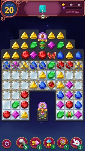 Jewels Magic : Kingu2019s Diamond 21.0621.09 screenshots 5