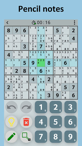 Sudoku Free apkdebit screenshots 2