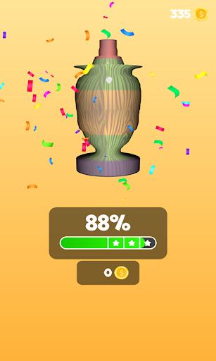 Télécharger Gratuit Wood Turning Game | Stress Busting Lathes Vertical apk mod screenshots 5