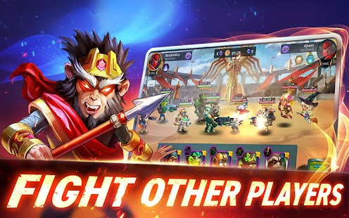 Battle Arena: Co-op Battles Online with PvP & PvE Screenshot