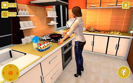 Virtual Mother Life - Dream Mom Happy Family sim apkpoly screenshots 8