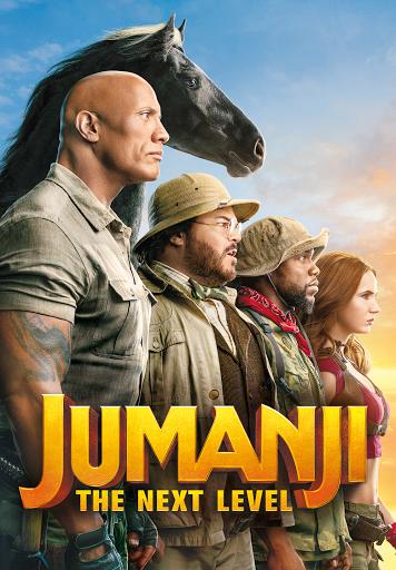 Jumanji: The Next Level - Movies on Google Play