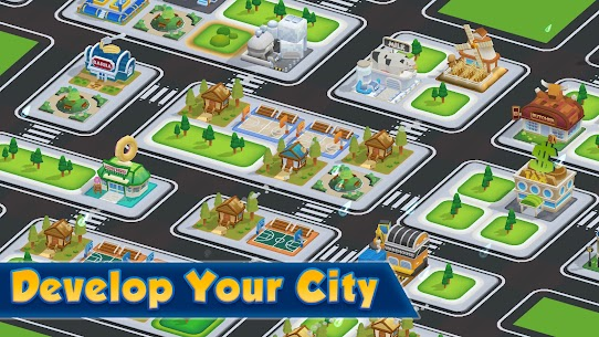 City Builder : Pick-up And Delivery MOD APK 0.5.8 (Free Purchase) 1