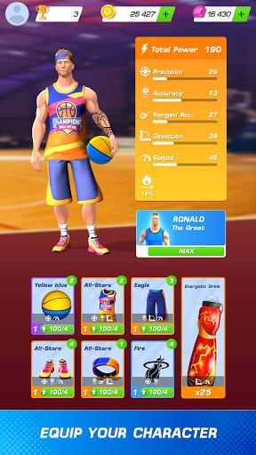 Basketball Clash: Slam Dunk Battle 2K'20 1.2.2 screenshots 10