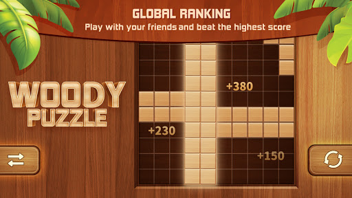 Woody Block Puzzle 99 - Free Block Puzzle Game android2mod screenshots 24
