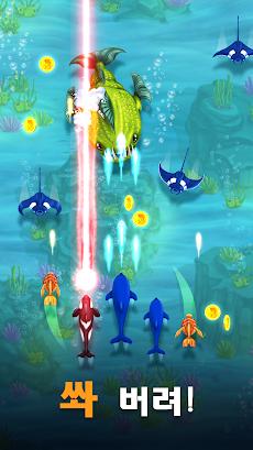 Sea Invaders:アーケードシューターのおすすめ画像1