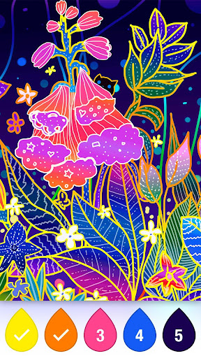 Coloring Games -Paint By Number&Free Coloring Book 1.0.69 screenshots 7
