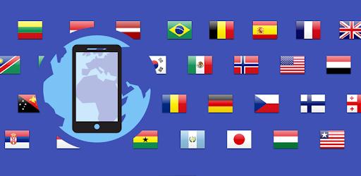 Prefijos Telefónicos Del Mundo Aplicaciones En Google Play