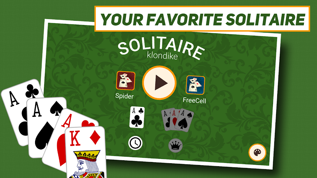 Klondike Solitaire: Classic