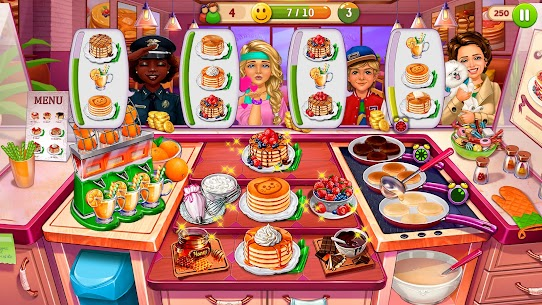 Hell's Cooking: Crazy Burger, Kitchen Fever Tycoon Mod Apk 1.80 (A Lot of Gold Coins) 6