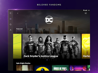 HBO Max: Stream and Watch TV, Movies, and More screenshots 21