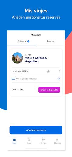 AirEuropa screenshots 2