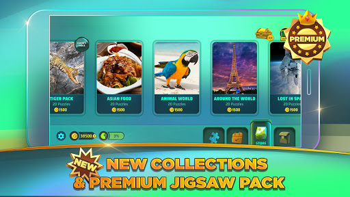 Ultimate Jigsaw puzzle game 1.6 screenshots 4