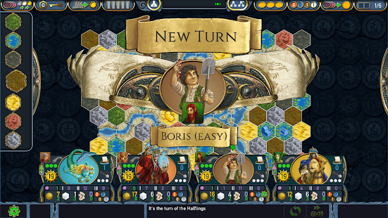 Terra Mystica Screenshot
