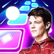 The Flash Theme Song Magic Beat Hop Tiles