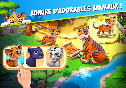 Family Zoo: The Story APK MOD – ressources Illimitées (Astuce) screenshots hack proof 2