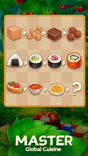 Merge Inn - Tasty Match Puzzle Game  screenshots 4
