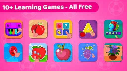 Kids Preschool Learning Games for Kids - Offline  screenshots 1