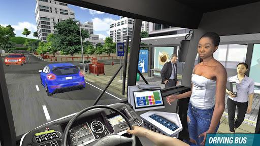 Drive Sim.Bus & Truck simulator apktreat screenshots 2