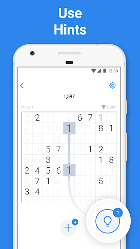 Number Match - puzzle game  screenshots 4