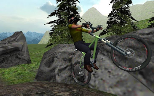 Mountainud83dudeb4u200d Bike Rider: Freestyle Riding Game 2019 apkpoly screenshots 5