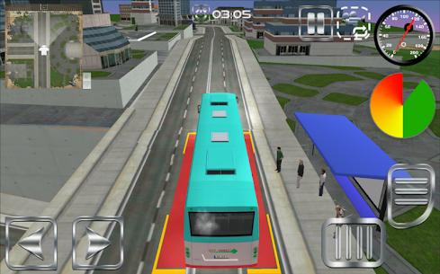 City Bus Simulator USA Apk Download 3