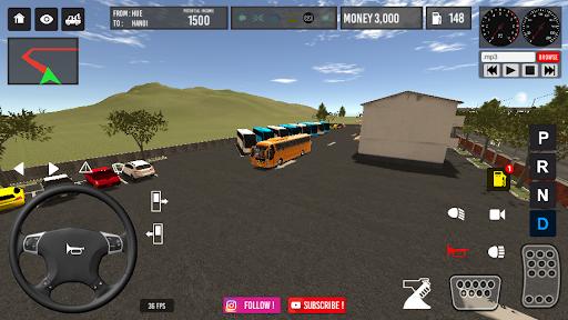 Code Triche Vietnam Bus Simulator (Astuce) APK MOD screenshots 6