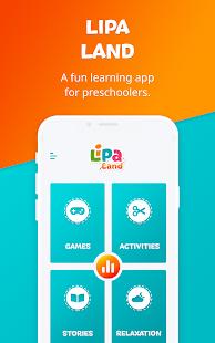 Lipa Land – Games for Kids 3–6
