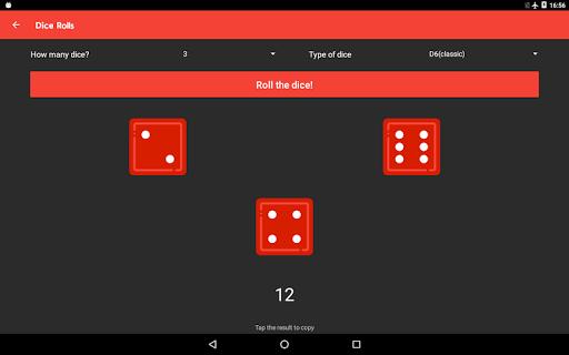 Randomizer+ Random Pick Generator - Decision Maker android2mod screenshots 15