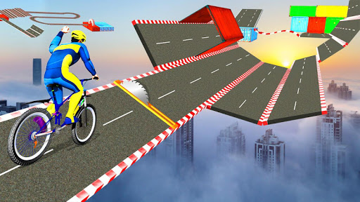 Fearless BMX Rider Games: Impossible Bicycle Stunt apktram screenshots 3