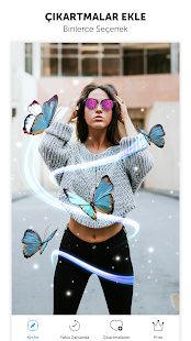 PicsArt Photo Editor: Kolaj Yapıcı ve Editör Screenshot
