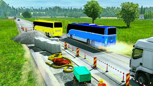 City Bus Games 3D u2013 Public Transport Bus Simulator screenshots 5