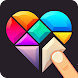 Polygrams - Tangram Puzzles - Androidアプリ
