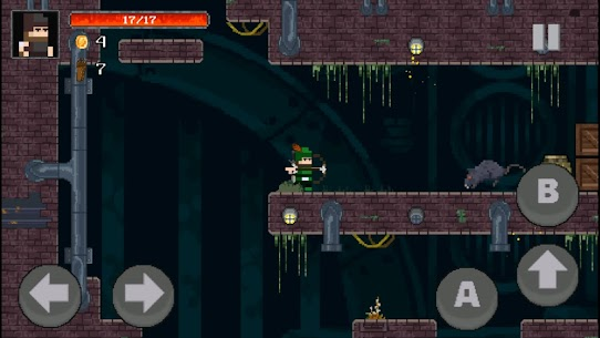 Rune Sword: Action Platformer Mod Apk 1.4.35 (Lots of Gold Coins) 6