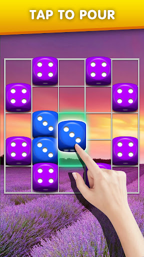 Dice Puzzle 3D-Merge Number game  screenshots 7