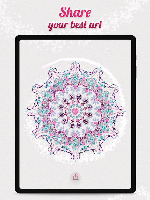 Dazzly - Diamond Art by Number  poster 12