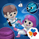 Play in SPACE Galaxy and Planets fun game for kids para PC Windows