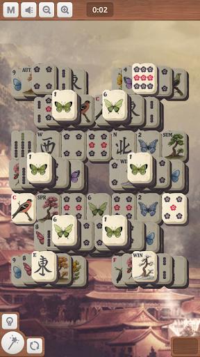Mahjong solitaire Butterfly 1.1 screenshots 5