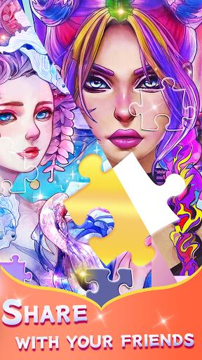 Paint by number - Relax Jigsaw 1.4.4 screenshots 8