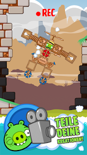 Bad Piggies HD Screenshot