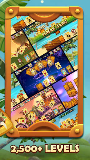 Solitaire TriPeaks: Play Free Solitaire Card Games  screenshots 7