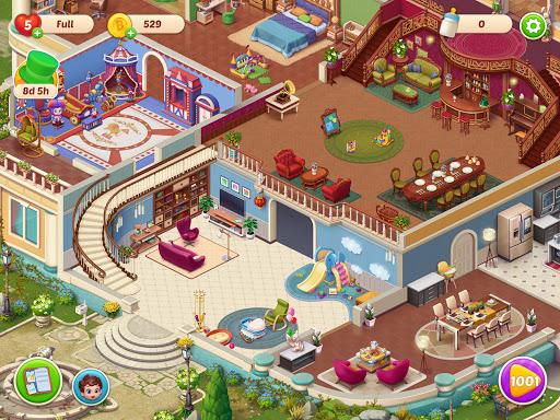 Baby Manor: Baby Raising Simulation & Home Design  screenshots 16