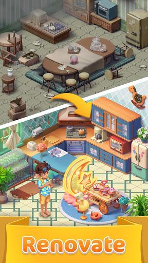 Jellipop Match-Decorate your dream islanduff01 7.8.6 screenshots 4