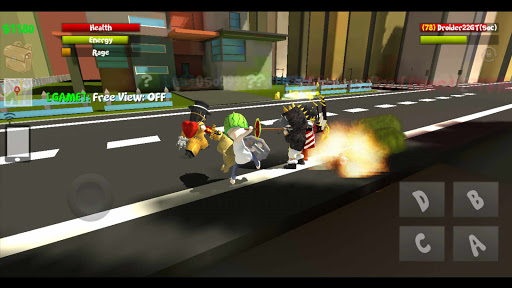 City of Chaos Online MMORPG 1.819 screenshots 3