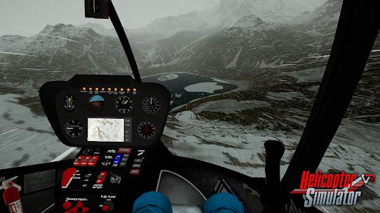 Helicopter Simulator 2021 MOD APK 1.0.1 (Unlocked Helicopter/Levels) 14